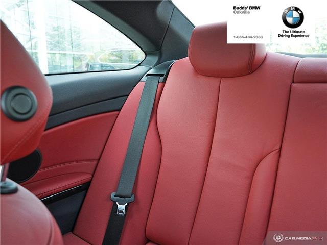 2018 BMW 430i xDrive (Stk: B936120D) in Oakville - Image 24 of 25