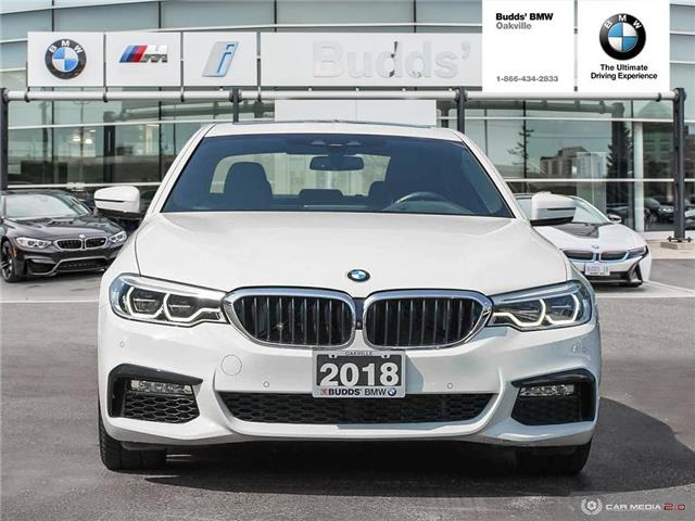 2018 BMW 530i xDrive (Stk: B923069D) in Oakville - Image 2 of 25