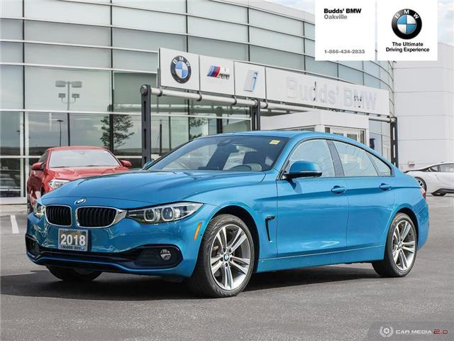 2018 BMW 430i xDrive Gran Coupe  (Stk: B915772D) in Oakville - Image 1 of 25