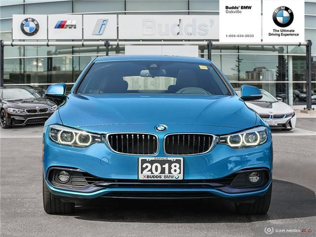 2018 BMW 430i xDrive Gran Coupe  (Stk: B915772D) in Oakville - Image 2 of 25