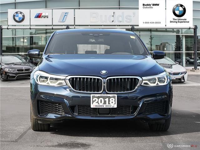 2018 BMW 640i xDrive Gran Turismo (Stk: B924805D) in Oakville - Image 2 of 25