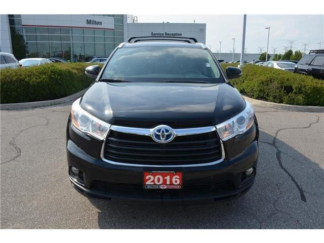 2016 Toyota Highlander Hybrid  (Stk: 017457) in Milton - Image 2 of 21