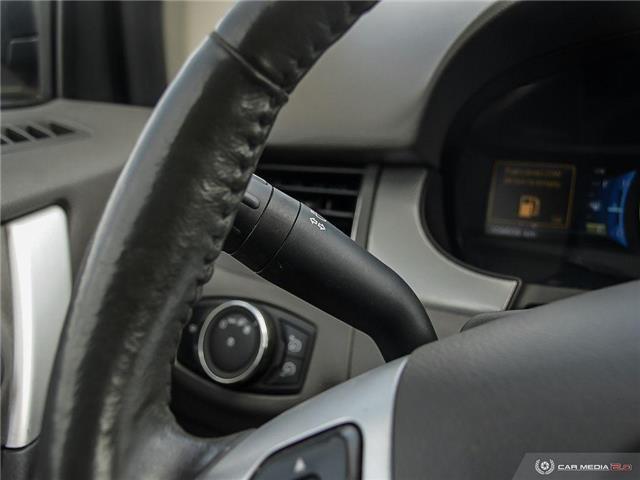 2013 Ford Edge SEL (Stk: 30141) in Georgetown - Image 16 of 27