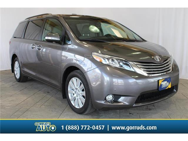 2017 Toyota Sienna  (Stk: 176772) in Milton - Image 1 of 47