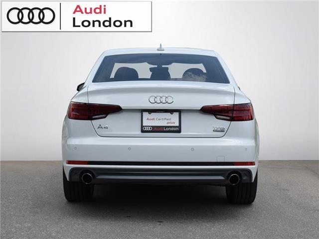 2018 Audi A4 2.0T Technik (Stk: 19307A) in London - Image 5 of 27