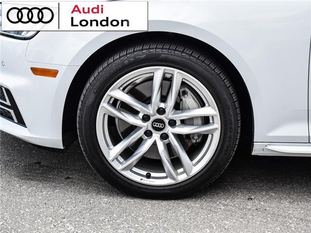 2018 Audi A4 2.0T Technik (Stk: 19307A) in London - Image 7 of 27