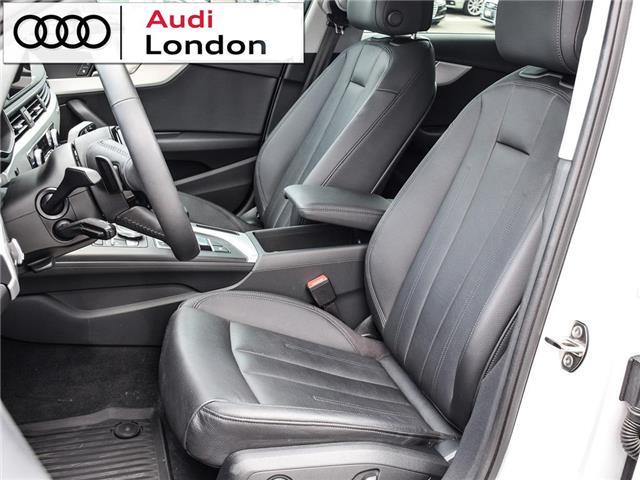 2018 Audi A4 2.0T Technik (Stk: 19307A) in London - Image 14 of 27