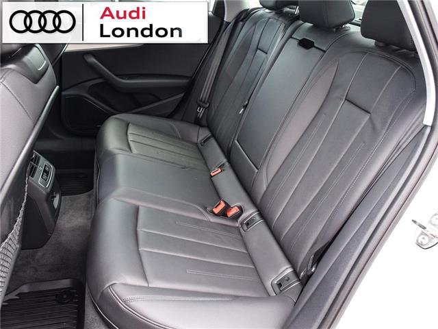 2018 Audi A4 2.0T Technik (Stk: 19307A) in London - Image 15 of 27
