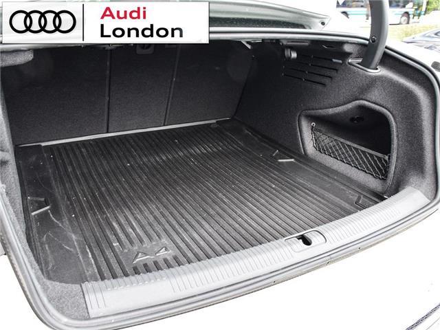2018 Audi A4 2.0T Technik (Stk: 19307A) in London - Image 16 of 27