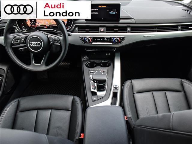 2018 Audi A4 2.0T Technik (Stk: 19307A) in London - Image 17 of 27