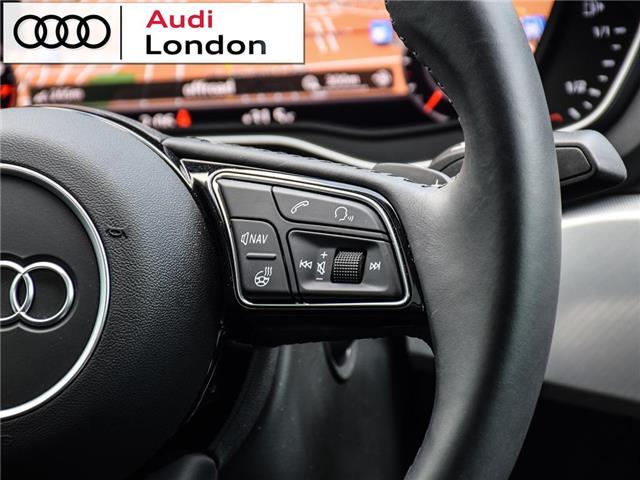 2018 Audi A4 2.0T Technik (Stk: 19307A) in London - Image 18 of 27