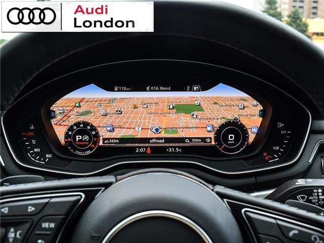 2018 Audi A4 2.0T Technik (Stk: 19307A) in London - Image 21 of 27