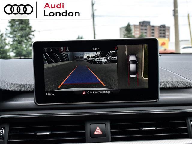 2018 Audi A4 2.0T Technik (Stk: 19307A) in London - Image 27 of 27