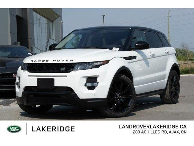 2014 Land Rover Range Rover Evoque Dynamic (Stk: R0887A) in Ajax - Image 1 of 30