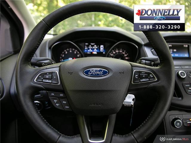 2018 Ford Focus SE (Stk: DR2243) in Ottawa - Image 14 of 29