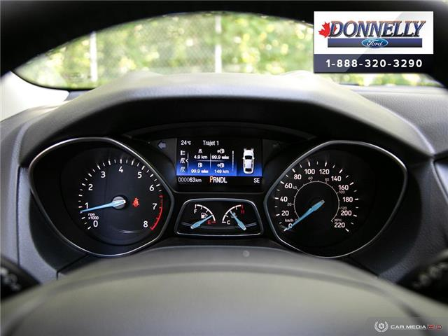 2018 Ford Focus SE (Stk: DR2243) in Ottawa - Image 15 of 29