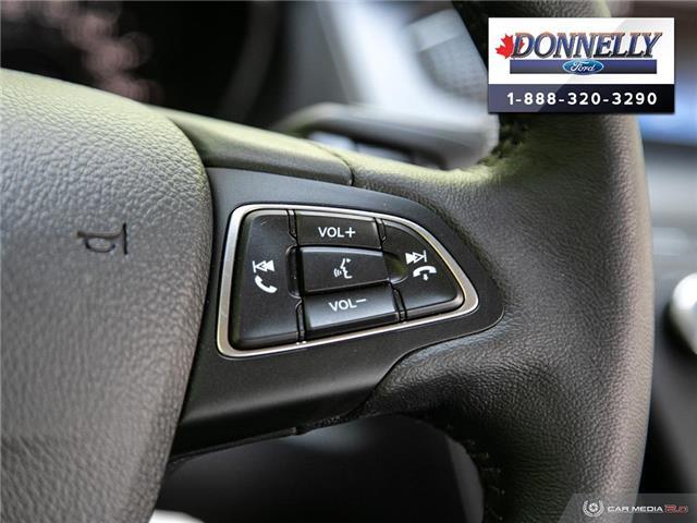 2018 Ford Focus SE (Stk: DR2243) in Ottawa - Image 18 of 29