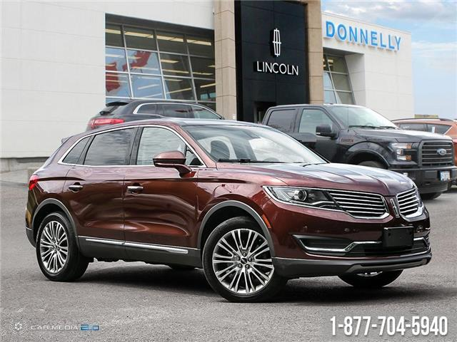 2016 Lincoln MKX Reserve (Stk: PLDS1330A) in Ottawa - Image 1 of 30