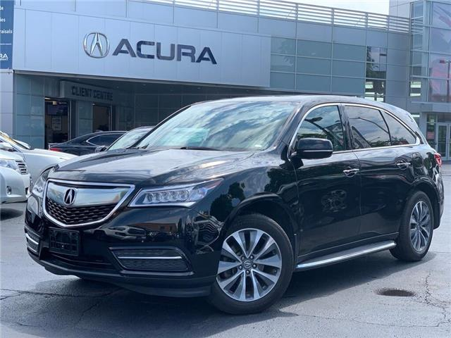 2016 Acura MDX Navigation Package (Stk: 4077) in Burlington - Image 1 of 30