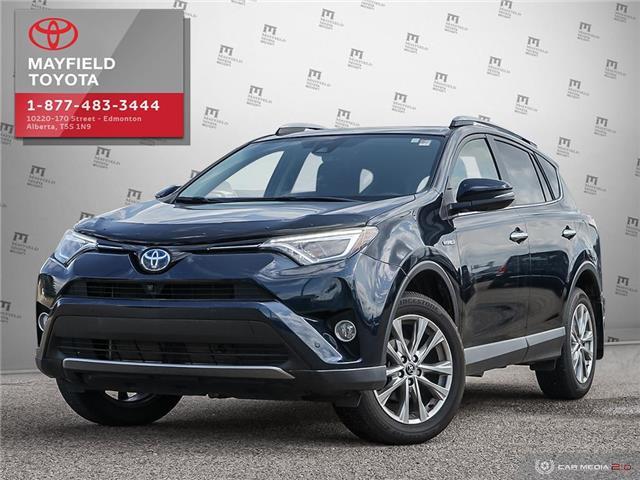2017 Toyota RAV4 Hybrid Limited (Stk: 1901403A) in Edmonton - Image 1 of 20