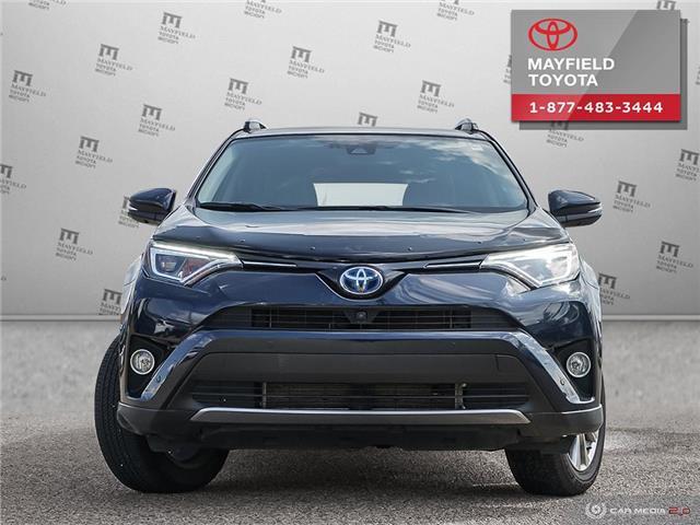 2017 Toyota RAV4 Hybrid Limited (Stk: 1901403A) in Edmonton - Image 2 of 20