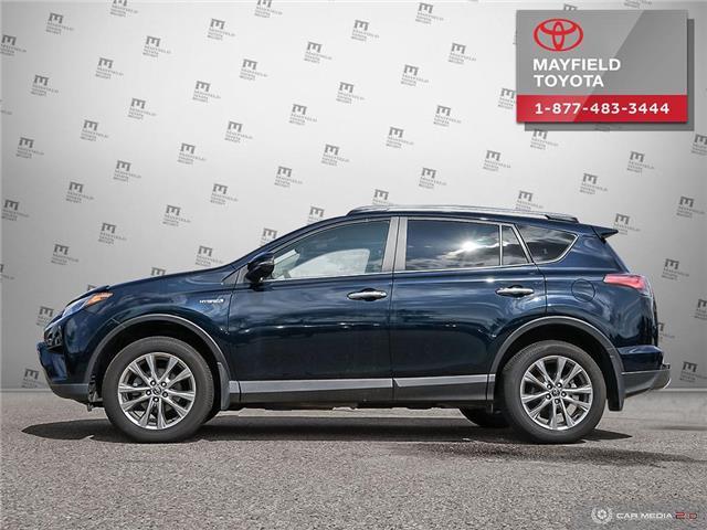 2017 Toyota RAV4 Hybrid Limited (Stk: 1901403A) in Edmonton - Image 3 of 20