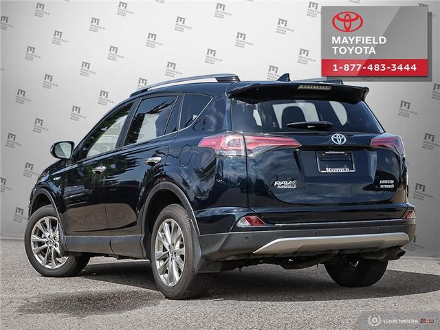 2017 Toyota RAV4 Hybrid Limited (Stk: 1901403A) in Edmonton - Image 4 of 20
