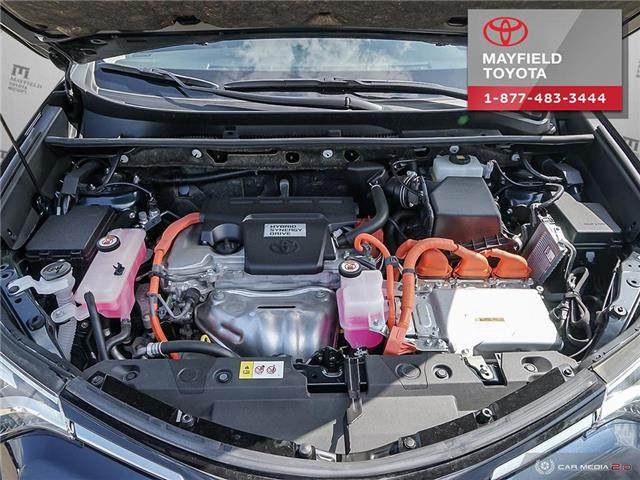 2017 Toyota RAV4 Hybrid Limited (Stk: 1901403A) in Edmonton - Image 8 of 20