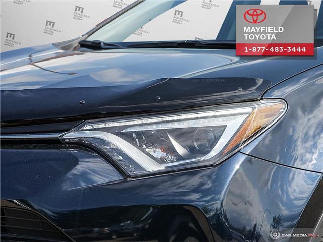 2017 Toyota RAV4 Hybrid Limited (Stk: 1901403A) in Edmonton - Image 9 of 20