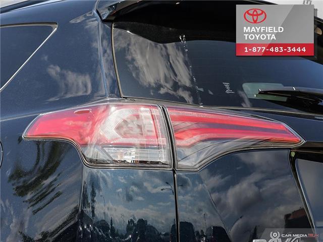 2017 Toyota RAV4 Hybrid Limited (Stk: 1901403A) in Edmonton - Image 11 of 20