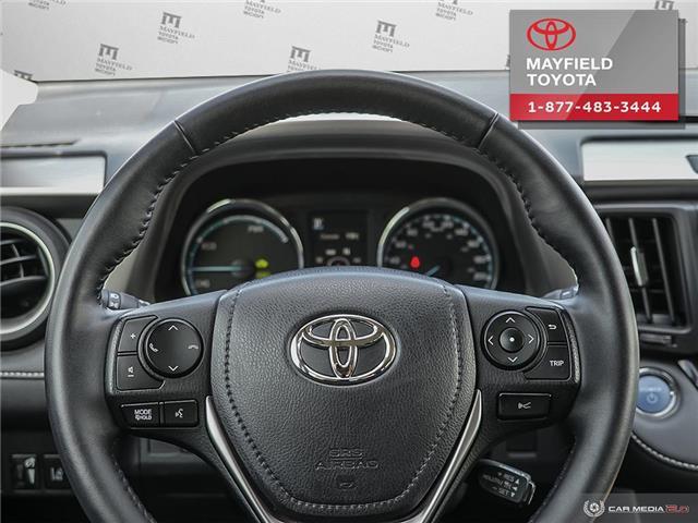 2017 Toyota RAV4 Hybrid Limited (Stk: 1901403A) in Edmonton - Image 13 of 20