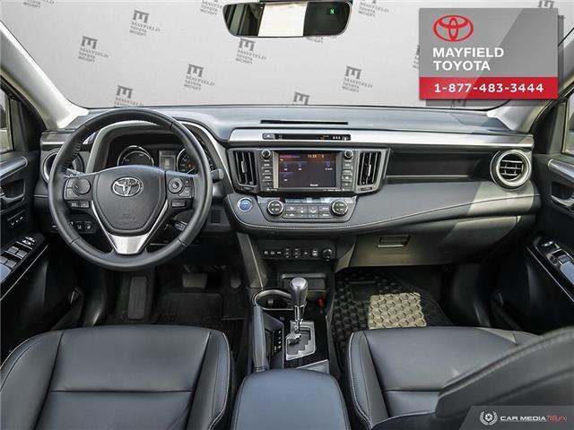 2017 Toyota RAV4 Hybrid Limited (Stk: 1901403A) in Edmonton - Image 20 of 20
