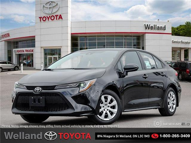 2020 Toyota Corolla LE (Stk: COR6557) in Welland - Image 1 of 24