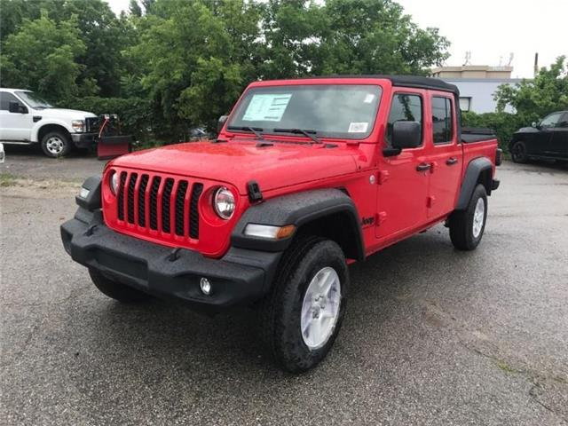 2020 Jeep Gladiator Sport S (Stk: Z19193) in Newmarket - Image 1 of 10