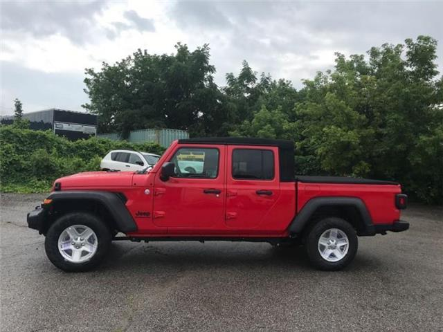2020 Jeep Gladiator Sport S (Stk: Z19193) in Newmarket - Image 2 of 10