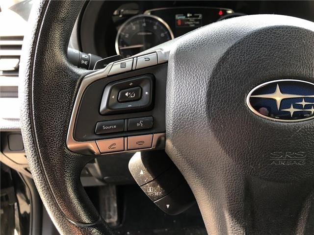 2015 Subaru XV Crosstrek Touring (Stk: 5884V) in Oakville - Image 14 of 16