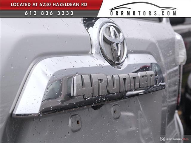 2017 Toyota 4Runner SR5 (Stk: 5804T) in Stittsville - Image 11 of 29