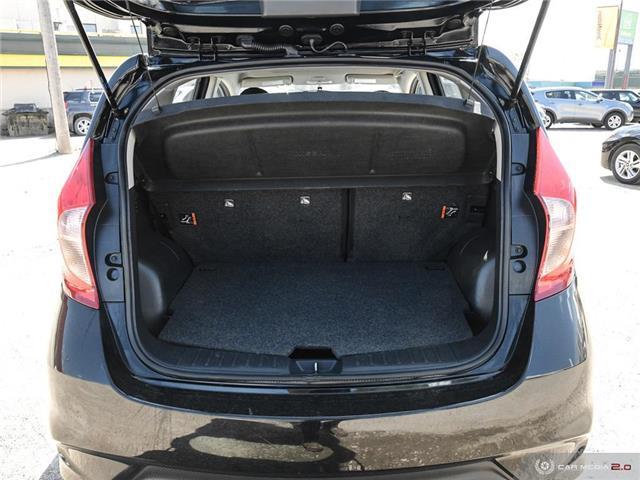 2019 Nissan Versa Note SV (Stk: A2946) in Saskatoon - Image 11 of 27
