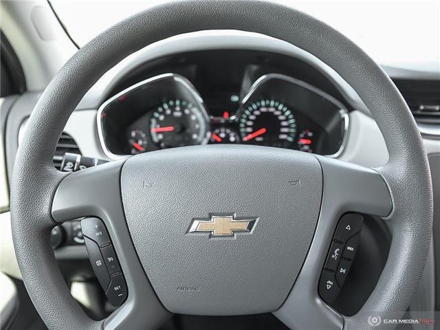 2014 Chevrolet Traverse LS (Stk: A2916) in Saskatoon - Image 14 of 27