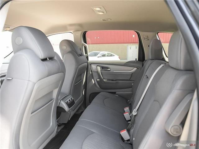 2014 Chevrolet Traverse LS (Stk: A2916) in Saskatoon - Image 24 of 27