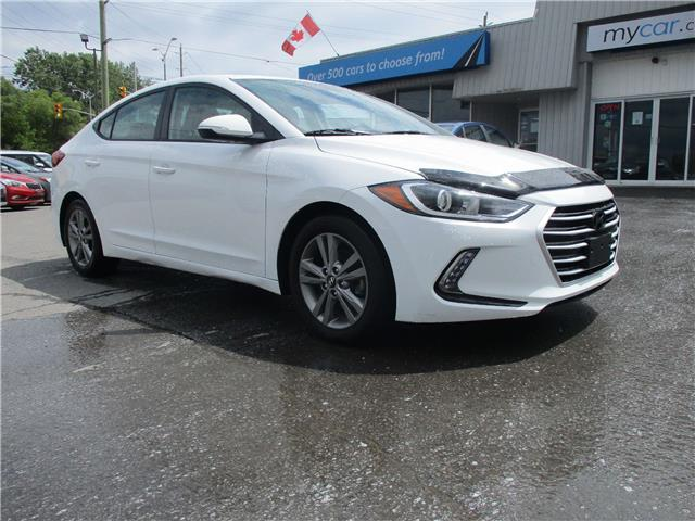 2017 Hyundai Elantra GL (Stk: 190941) in Kingston - Image 1 of 13