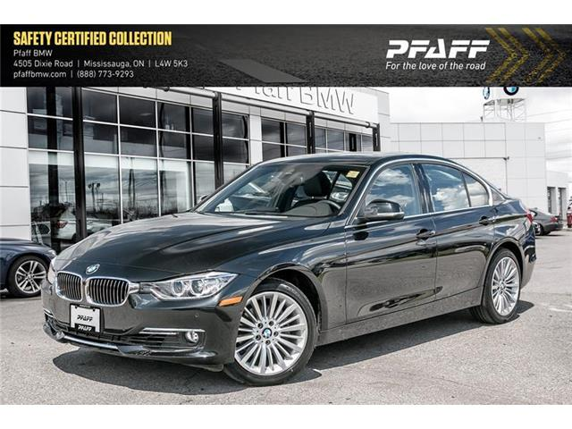 2015 BMW 328i xDrive (Stk: 21915A) in Mississauga - Image 1 of 22