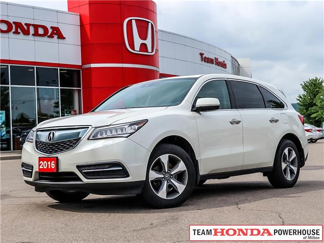 2016 Acura MDX Base (Stk: D114) in Milton - Image 1 of 30