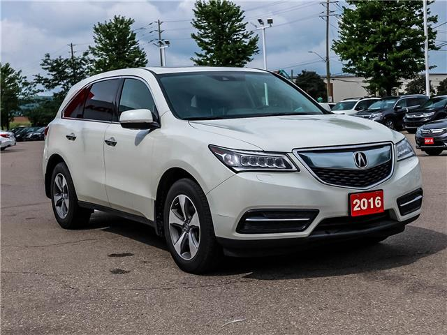 2016 Acura MDX Base (Stk: D114) in Milton - Image 3 of 30
