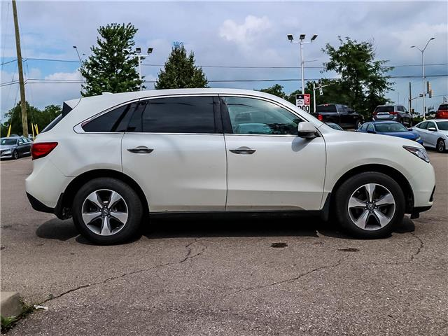 2016 Acura MDX Base (Stk: D114) in Milton - Image 4 of 30