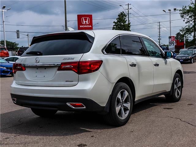 2016 Acura MDX Base (Stk: D114) in Milton - Image 5 of 30