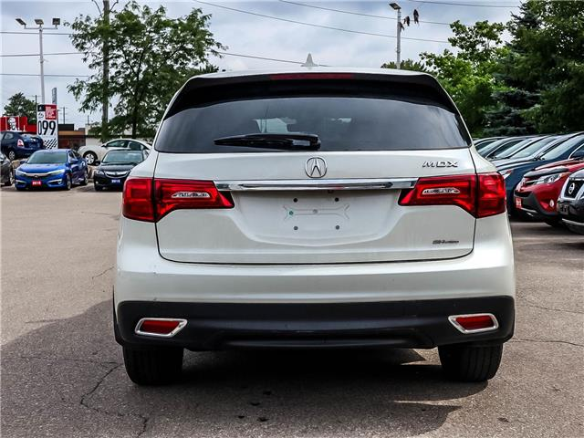 2016 Acura MDX Base (Stk: D114) in Milton - Image 6 of 30