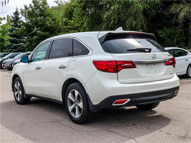 2016 Acura MDX Base (Stk: D114) in Milton - Image 7 of 30