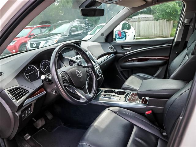 2016 Acura MDX Base (Stk: D114) in Milton - Image 10 of 30