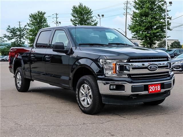 2018 Ford F-150  (Stk: 3377) in Milton - Image 3 of 22